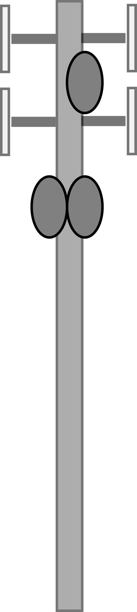 clipart cell phone tower