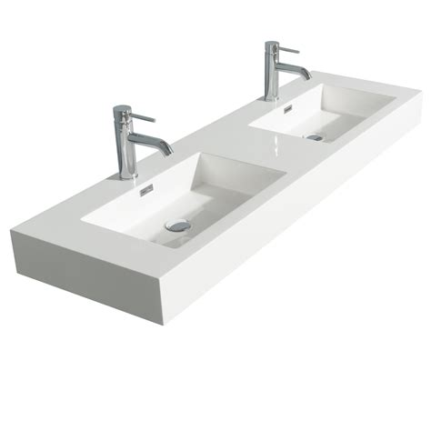 wyndham collection   double bathroom vanity