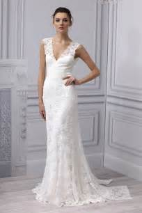 simple lace wedding gown style ipunya