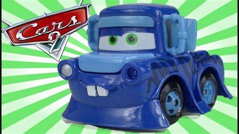 Cars 2 Tow Mater Mini Adventures Disney Pixar Toy Mater
