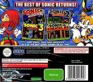 Sonic The Hedgehog Website