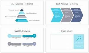 Minimal powerpoint template presentationdeckcom for Minimalist powerpoint template