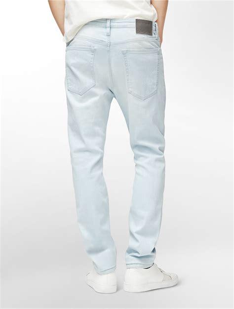 Lyst Calvin Klein Jeans Cameron Slim Tapered Leg Light