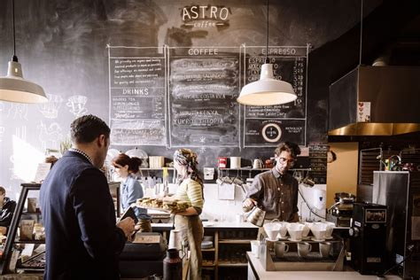 Located in the historic corktown neighborhood of detroit. ASTRO COFFEE - Know Detroit