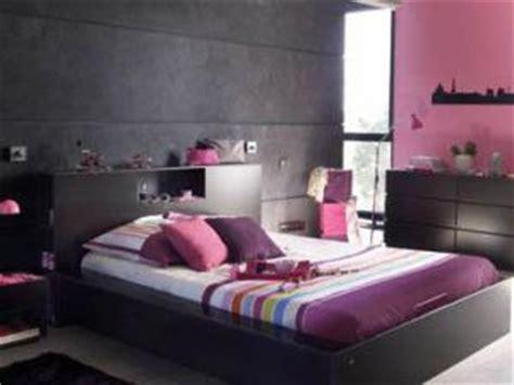 chambre femme moderne une chambre déco et moderne en noir et par carnet deco