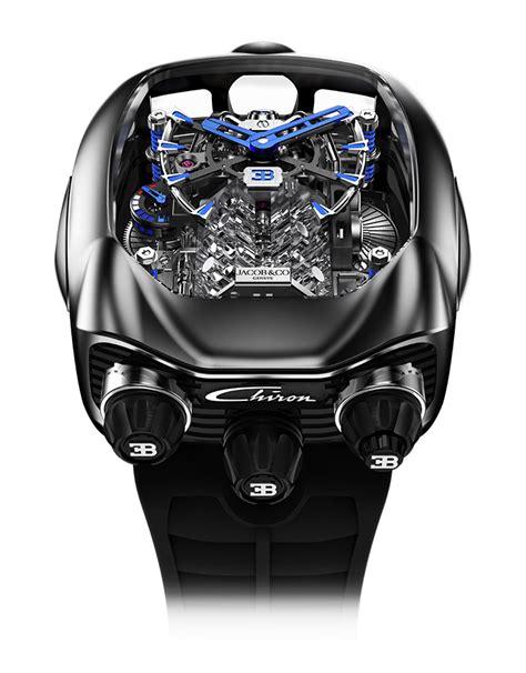 Bugatti bosses give us the tour of new $3.3m chiron pur sport. Jacob & Co. Bugatti Chiron Tourbillon Watch Replica BU200 ...