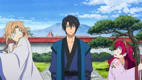 anime action romance happy end 1000 images about akatsuki no yona on pinterest