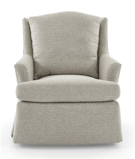 Charles Cagney Swivel Chair by Charles Upholstered Accents Cagney