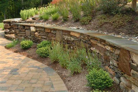 retaining wall idea    garden grow garden retaining wall backyard landscaping