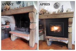 Transformer Sa Cheminee En Poele A Granule : transformer sa cheminee en poele a granule ~ Nature-et-papiers.com Idées de Décoration