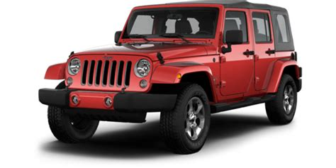 types of jeeps 2016 comparing jeep wrangler models sport sahara and