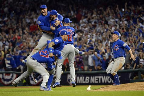 Chicago Cubs World Series Win Was As Much Bought As Earned
