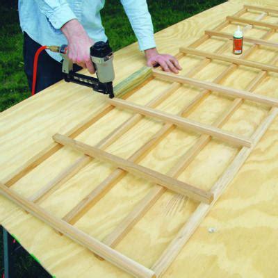How To Build A Lattice Woodworking Building Your Own Lattice Panels Plans Pdf