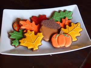 happy thanksgiving fall cookies by 39 s