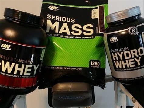 Serious MASS High Protein Weight Gain Powder Overview