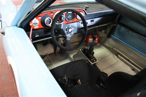 porsche race car interior 1969 porsche 911r race car 138763