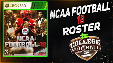 ncaa football   rosters fully completed ncaa