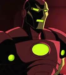 Voice Of Iron Man - Next Avengers: Heroes of Tomorrow ...