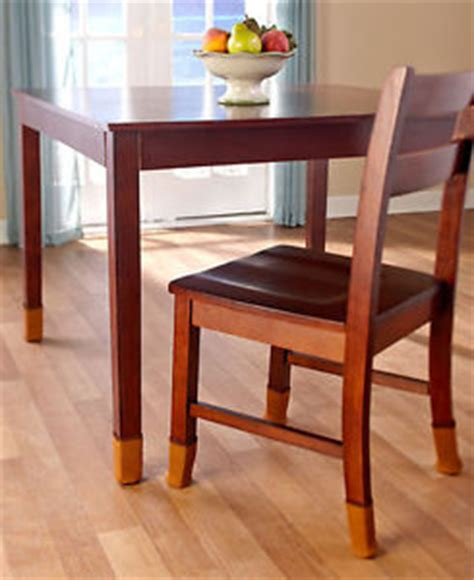 Booties Protect Hardwood Floors by Table Leg Protectors Furniture Booties Chair Table Glides