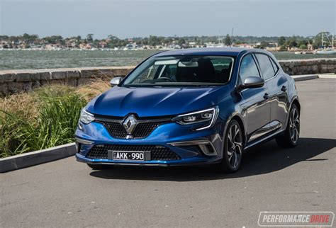 2017 Renault Megane Gt Review Video Performancedrive