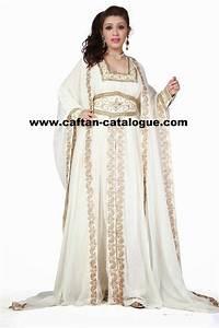 Robe De Mariage Marocaine : robe marocaine caftan catalogue ~ Preciouscoupons.com Idées de Décoration