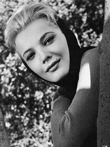 Gena Rowlands A Young And The Notebook On Pinterest