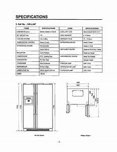 Lg Lrspc2331t User Manual Refrigerator Manuals And Guides