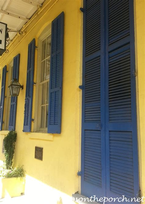 colorful shutters   orleans