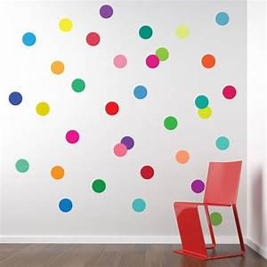 best 25 polka dot wall decals ideas on pinterest gold With kitchen cabinets lowes with gold dot stickers
