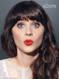 New Girl star Zooey Deschanel tells Allure magazine she ...