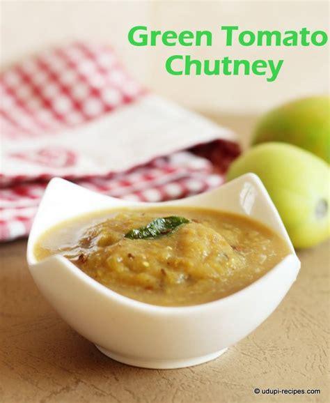 green apple recipes green tomato apple chutney recipe dishmaps