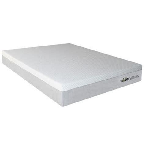 cheap memory foam mattress buy cheap 10 quot vivon quot harmony quot memory foam mattress cheap