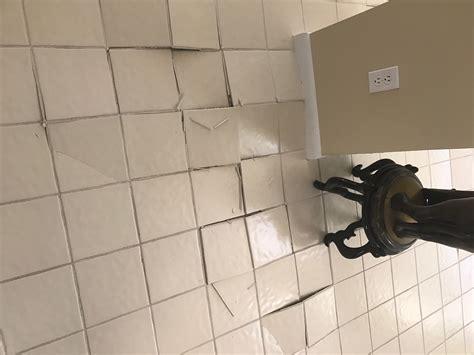 Loose Tile Repair  Tile Design Ideas