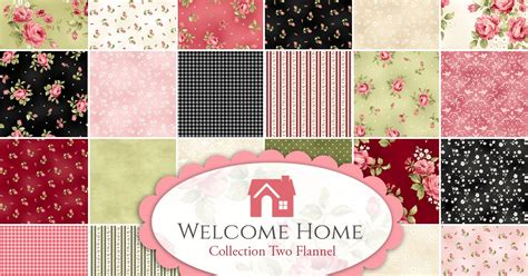 shabby fabrics flannel the shabby a quilting blog by shabby fabrics welcome home flannel collection revealed