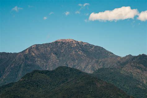 Elevation Of Saramati Peak