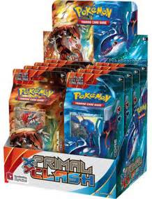 primal clash theme deck booster pack images mega