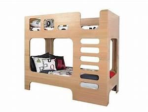 Hochbett Holz Kinder : hochbett im kinderzimmer 100 coole etagenbetten f r kinder ~ Michelbontemps.com Haus und Dekorationen