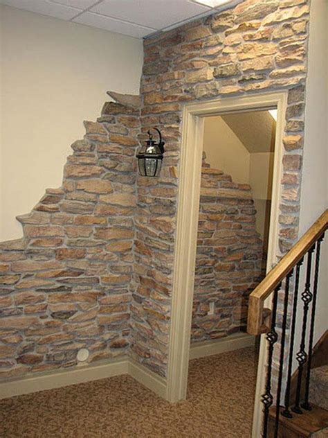 Top 21 Most Genius Ideas for Home Updates with Faux Stone