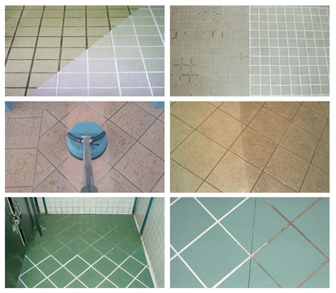 cleansing grout with peroxide and baking soda mosaic