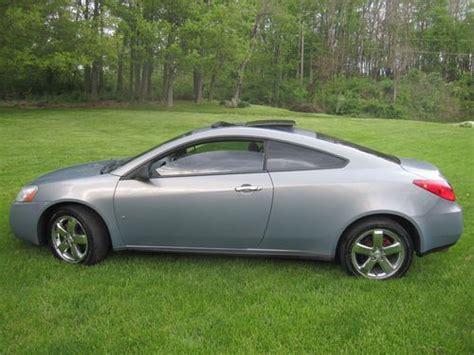 Buy Used 2007 Pontiac G6 Gt Coupe 2-door 3.5l In
