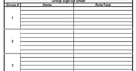 admin bitch  group project sign  sheet