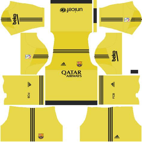 Download 512x512 DLS Barcelona Team Logo & Kits URLs 17-18