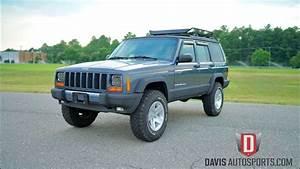 Davis Autosports 2001 Jeep Cherokee Sport Xj    Stage 2    Built    All New
