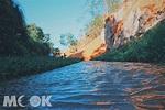 沁涼流砂溪水X壯麗石灰地質!徒步漫遊仙女溪秘境 - MOOK景點家 - 墨刻出版 華文最大旅遊資訊平台