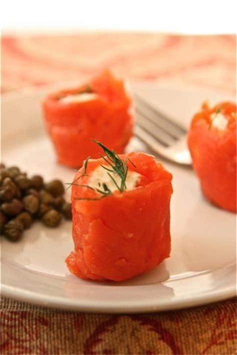 smoked salmon roll ups recipes dishmaps