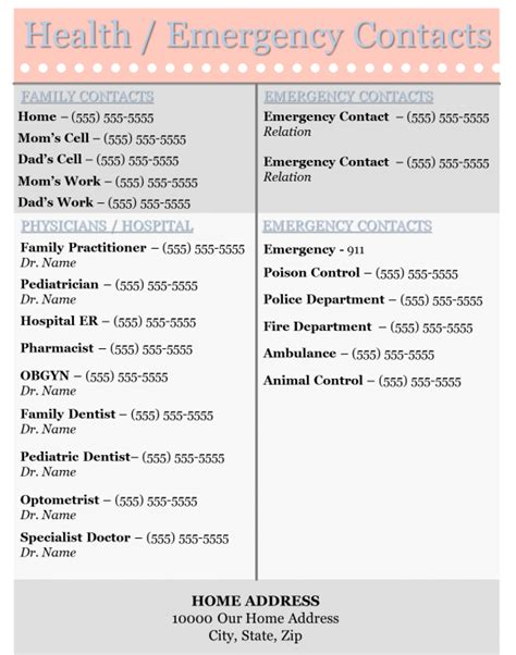 daycare emergency preparedness plan template printable daycare emergency preparedness plan template shatterlion info