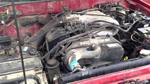 Toyota 3 4l V6 With Bad Engine Knock