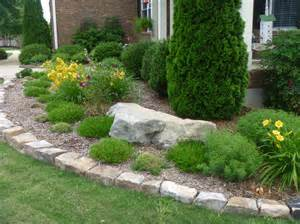 Stone Landscape Edging Borders