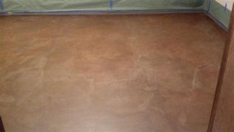 H&C Semitransparent concrete stain  help!   Paint Talk