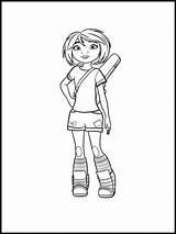Abominable Coloriage Yeti Everest Websincloud Dessins Jonge Coloring Printen Kleurplaten Kinderen Voor Imprimer sketch template